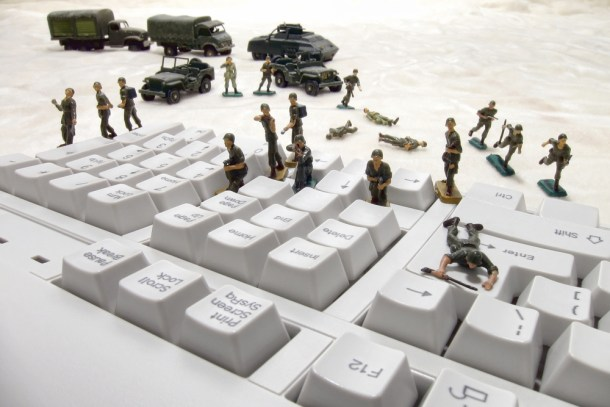 The Internet Civil War - Techonomy