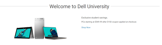 Dell University for Students