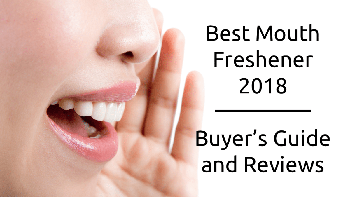 Best Mouth Freshener Spray 2018 - Buyer's Guide and Reviews