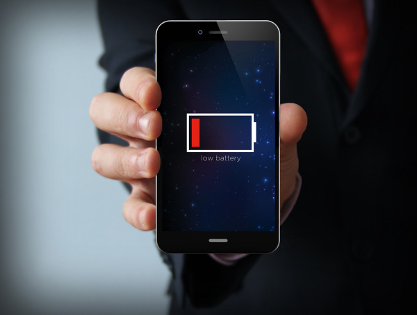 Image result for iphone battery low