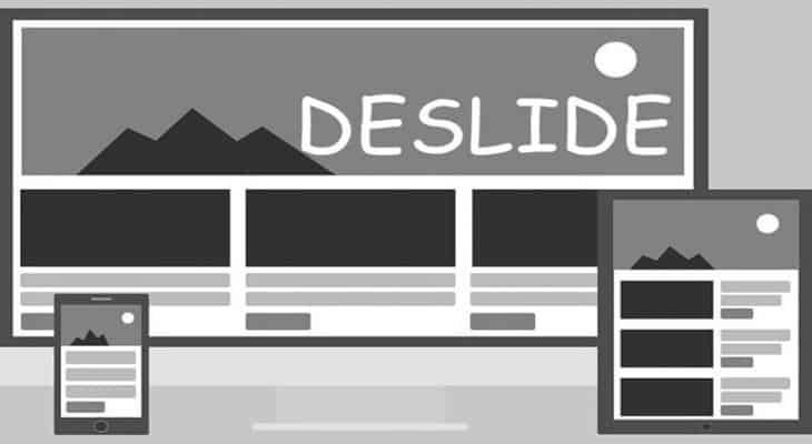 Deslide: Remove Slideshow from Any Website