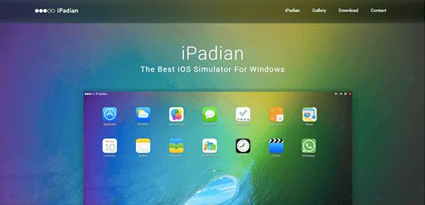 Download iPadian Emulator for Windows PC