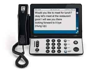 Captel Captioned Phone