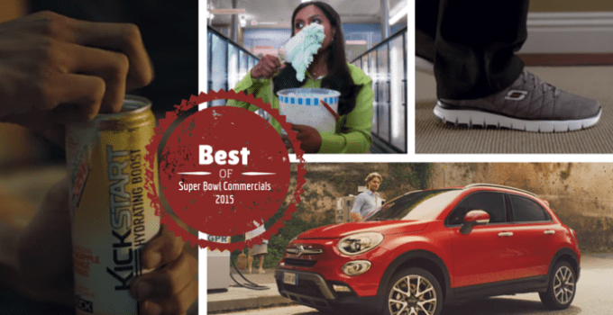 Best of Super Bowl Commercials 2015