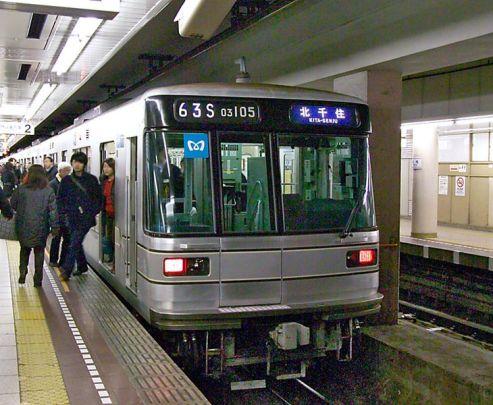 日本地下鐵