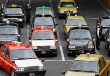 日本旅行計程車