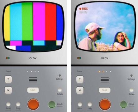 OLDV 復古短片編輯軟體