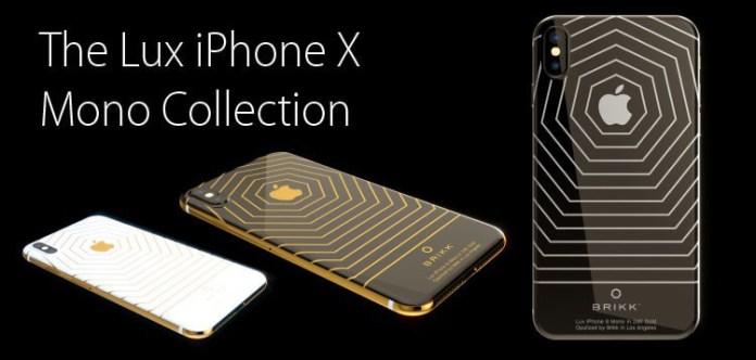 iPhoneX低階