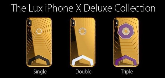 iPhoneX高階