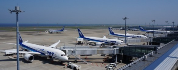日本東京羽田機場攻略
