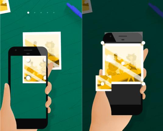 PhotoScan 拯救你的泛黃老照片