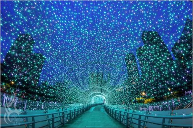 藍色時光隧道