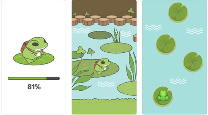 跳跳跳的青蛙旅行家