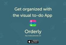 Orderly 下載超過百萬用戶與App Store 三百好評待辦事項提醒軟體
