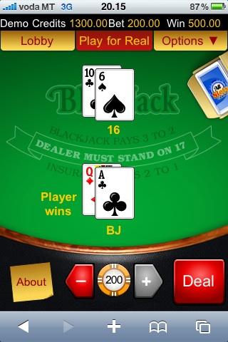 Casino iphone app real money