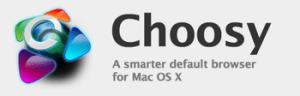 Choosy browser Snow Leopard