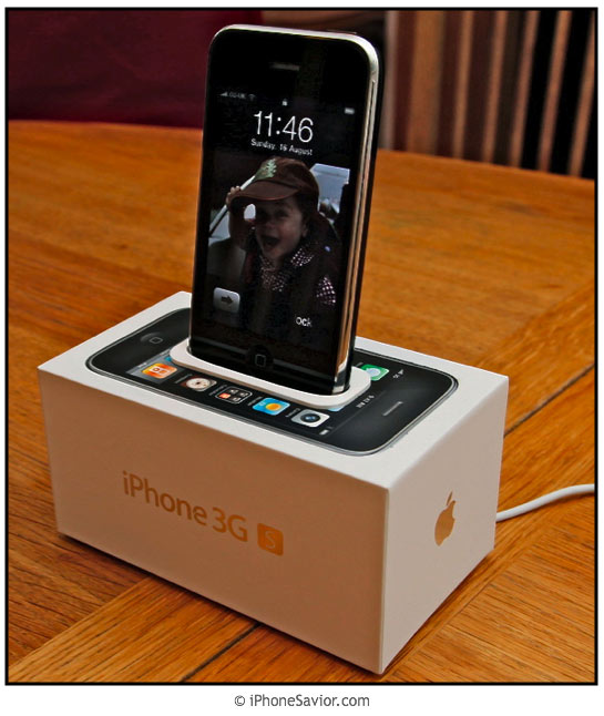 Simple Easy Diy Iphone Dock For Free Techpatio