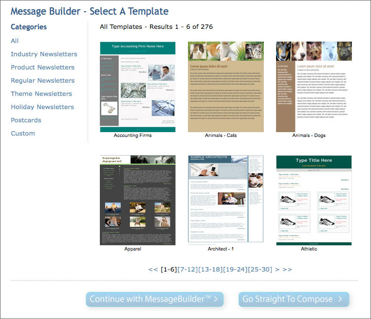 iContact With New Features – My Favorite E-mail Marketing Provider ...