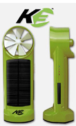 Kinesis K3 Wind/Solar power charger