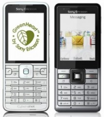 Sony Ericsson GreenHeart - Naite (left) C901 (right)