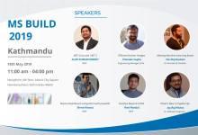 MSBuild 2019 Kathmandu