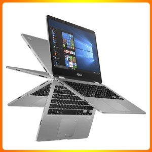 ASUS VivoBook Flip 14 Thin and Light 2-in-1 HD Touchscreen Laptop
