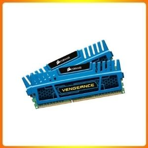 Corsair Vengeance Blue 8 GB (2X4 GB)