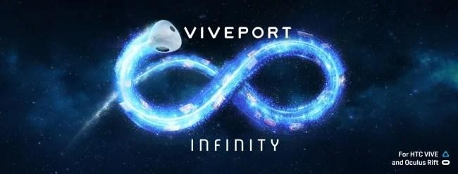 VIVEPORT インフィニティとは