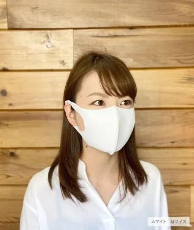 "TAKUMIBA ""夏用COOLタイプ""洗える超伸縮フィットマスク"