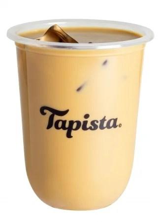 Tapistaプレミアムミルクティ