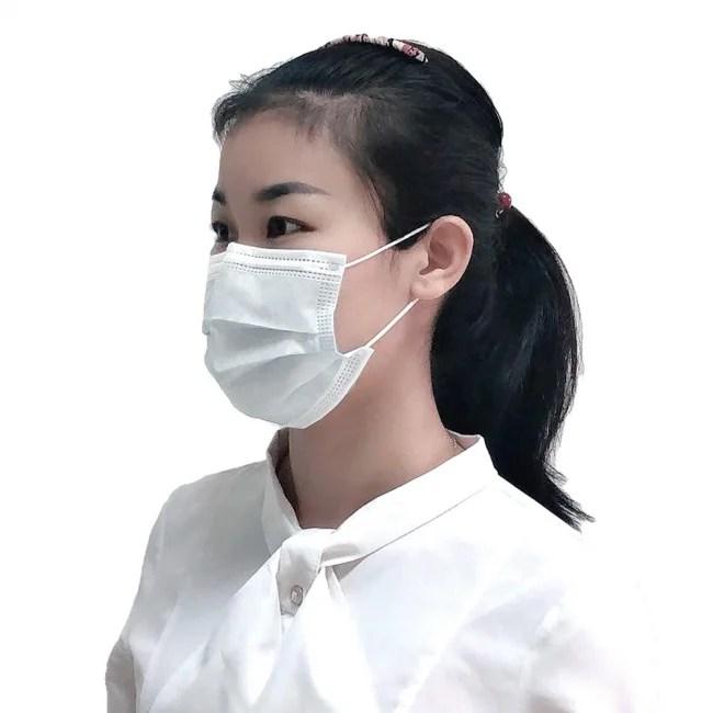 株式会社アーバン通商 3層不織布マスク マスク概要