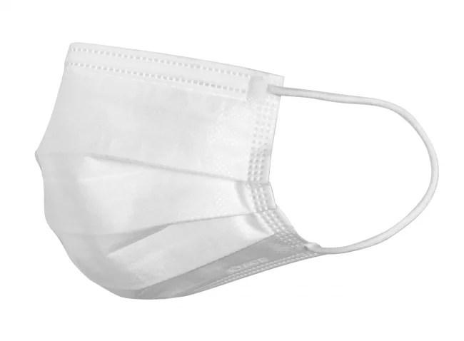 エース株式会社、不織布マスク