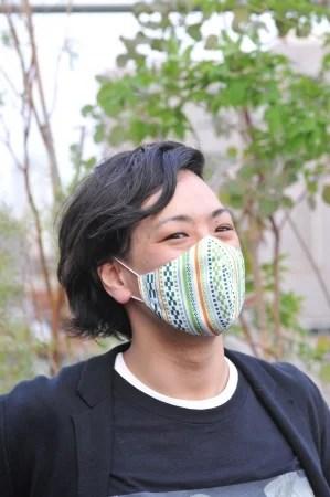 アンバリッド、夏用グースマスク