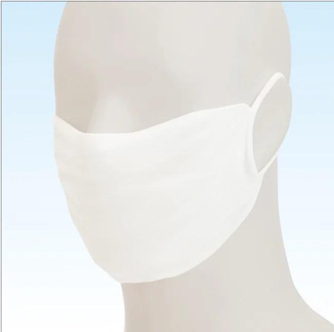 福助、涼感キシリトールタイプ ゆったりラクラクのび~るマスク