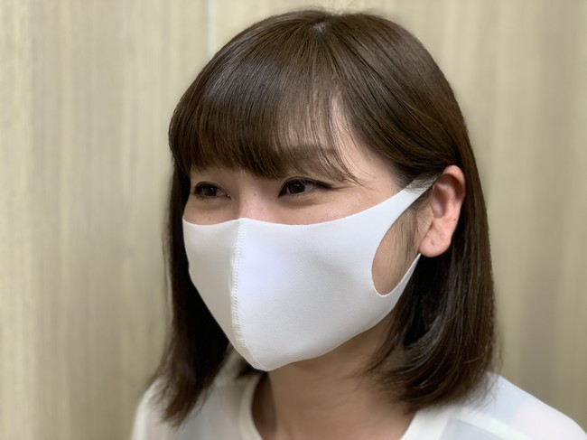 メイドイン福島、福島プライド冷感マスク