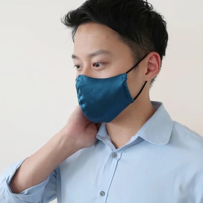 マスク専門EC店「MASK CLUB」ラグジュアリーなシルク素材マスク