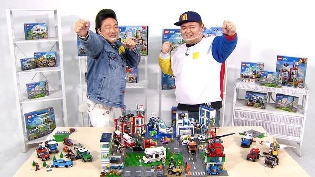レゴジャパン、ANZENシティ