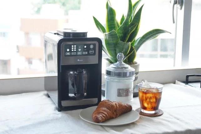 +Style「スマート全自動コーヒーメーカー」