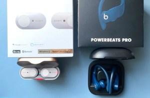 WF-1000XM3、Beatsレビュー