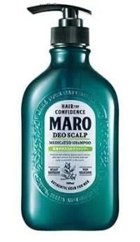 【ヘア】 MARO 「薬用デオスカルプシャンプー」 480ml 1,080円