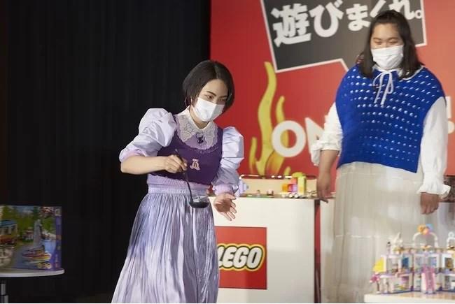 今だ、遊びまくれ。レゴ夏フェス