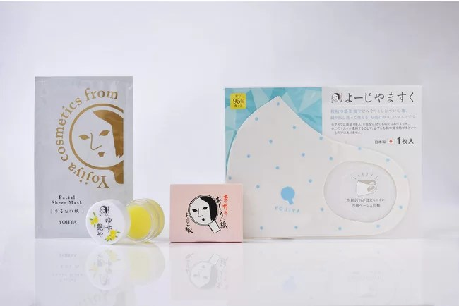 大丸 福岡天神店「よーじや 美粧品コレクション」