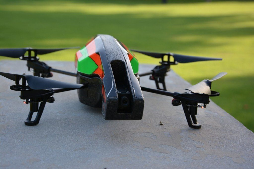 DSC 0874 1024x682 - Parrot AR Drone 2.0: I Can Fly.