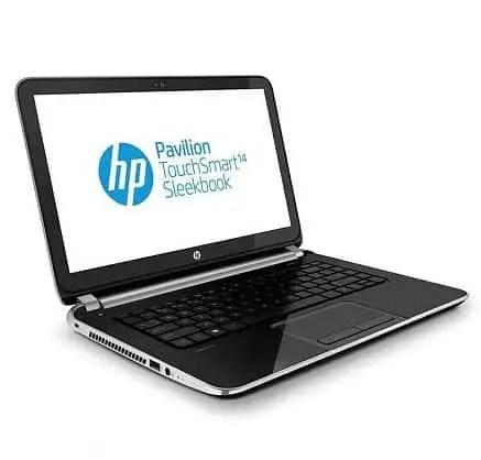 HP Pavilion 14 TouchSmart Sleekbook