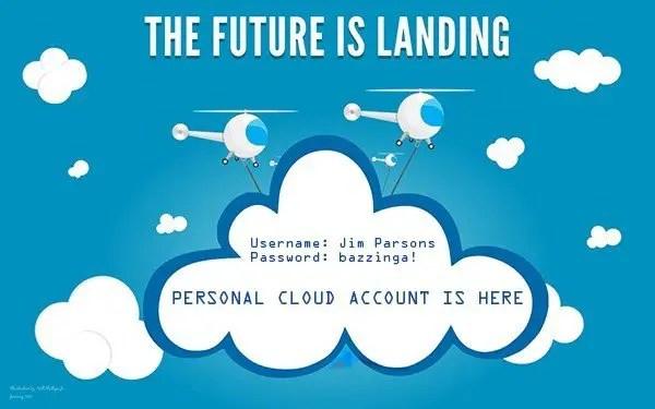 personal cloud