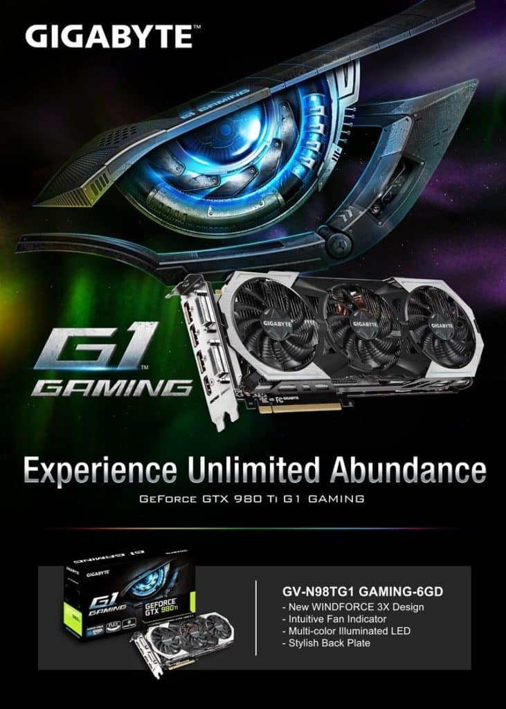Pre 98Ti G1 50x70cm 731x1024 - Nvidia Launches the GTX 980Ti