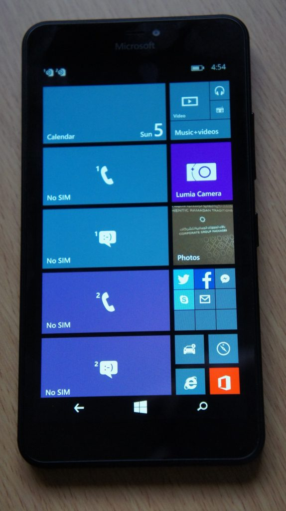 DSC01709 e1436102976988 574x1024 - The Microsoft Lumia 640XL Review