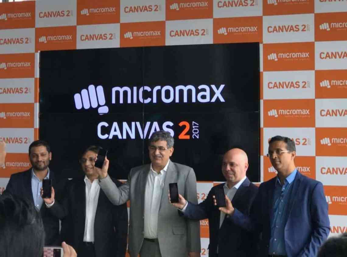 IMG 3767 1024x761 - Micromax Launches Canvas 2 in UAE, aims to be among the top 5 players in MENA over the next 2 years.