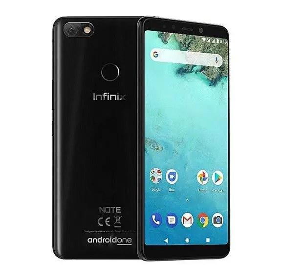infinix note 5 black 1 - Infinix Note 5 Review