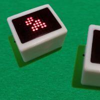 Arduino Würfel 2.0 - Schüttel-Würfel mit LED Matrix und Bewegungssimulation